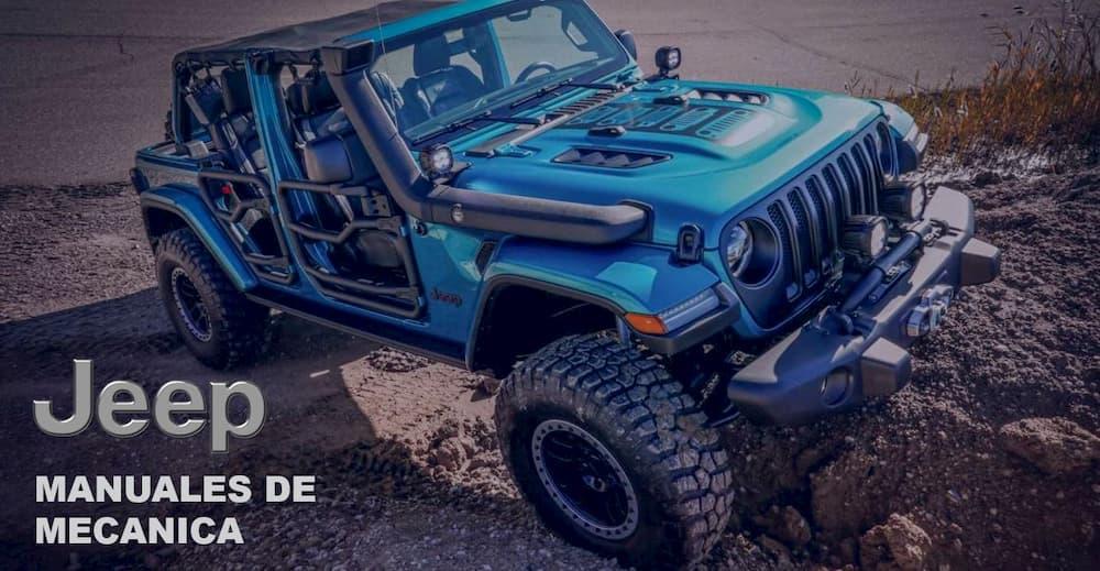 Manual De Mec U00e1nica Jeep Para El Manteniemiento Automotriz